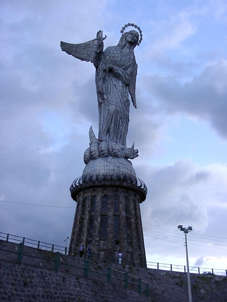 Quito, Ecuador - Panecillo