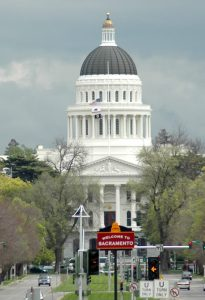 Sacramento, California USA - Welcome