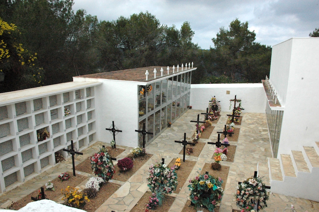 Sant Miquel de Balansant, Ibiza, Spain - Church