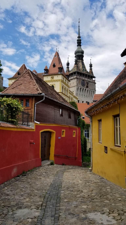 Sighișoara, Romania - Citadel