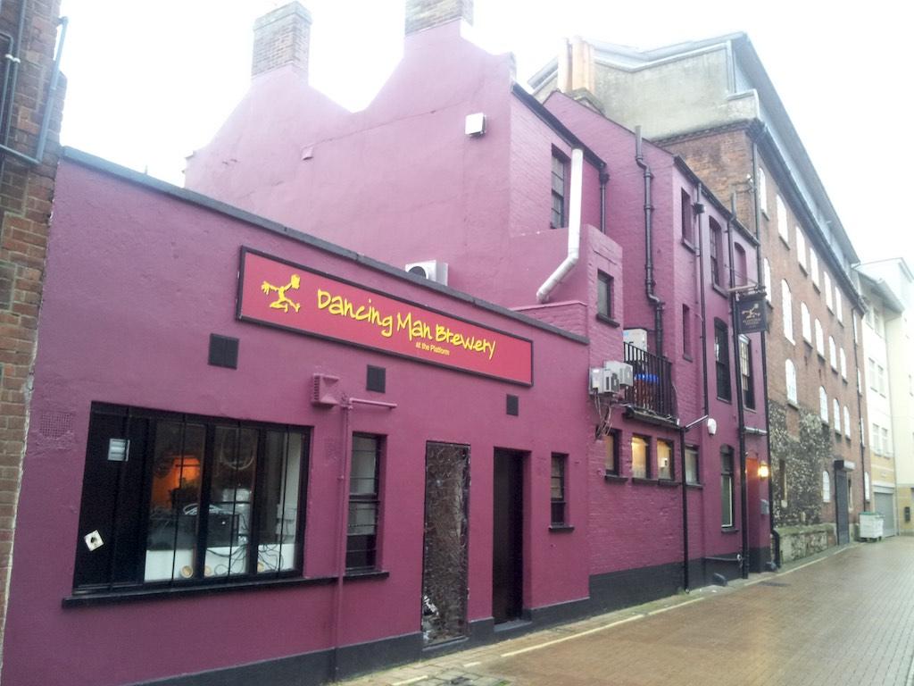 Southampton, United Kingdom - Dancing Man Brewery