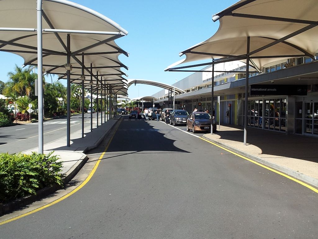 Tamborine, Queensland, Australia - Gold Coast Airport (OOL)