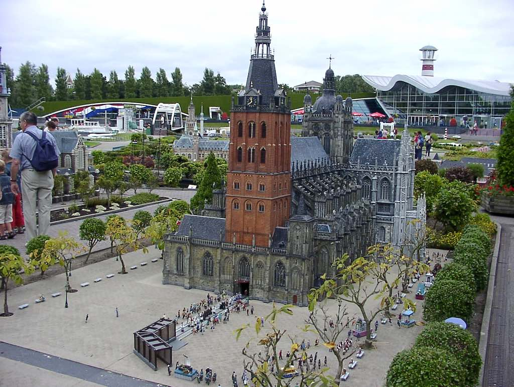 The Hague, The Netherlands - Madurodam
