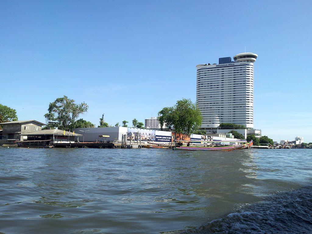 Thon Buri, Bangkok, Thailand - Millennium Hilton Hotel