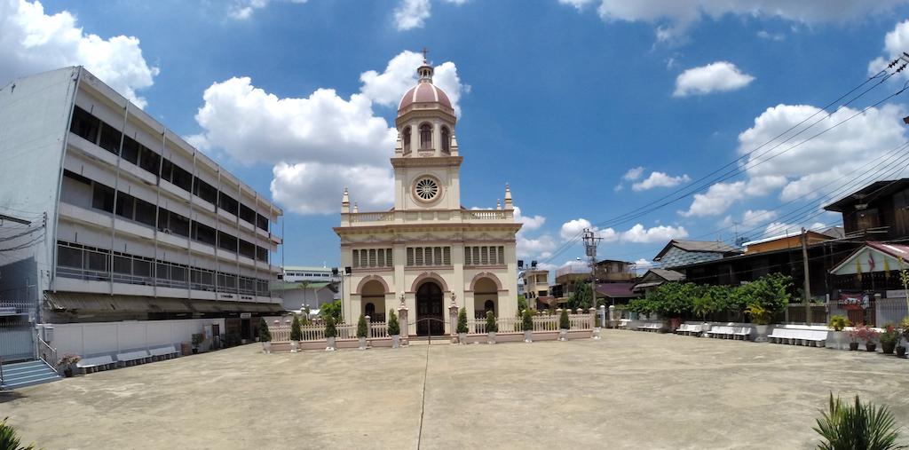 Thon Buri, Bangkok, Thailand - Santa Cruz Church