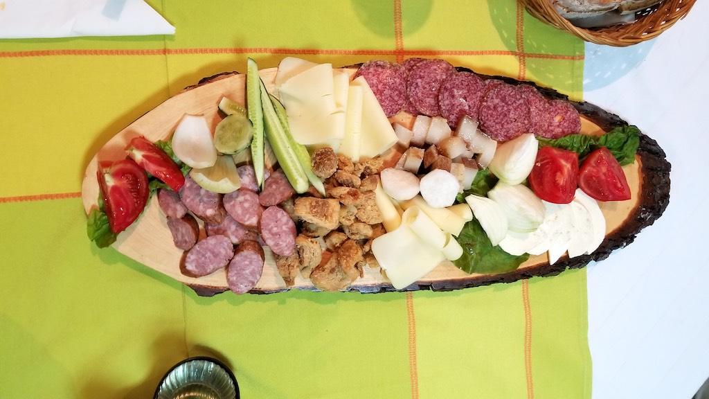 Transfăgărășan Highway, Sibiu, Romania - Food