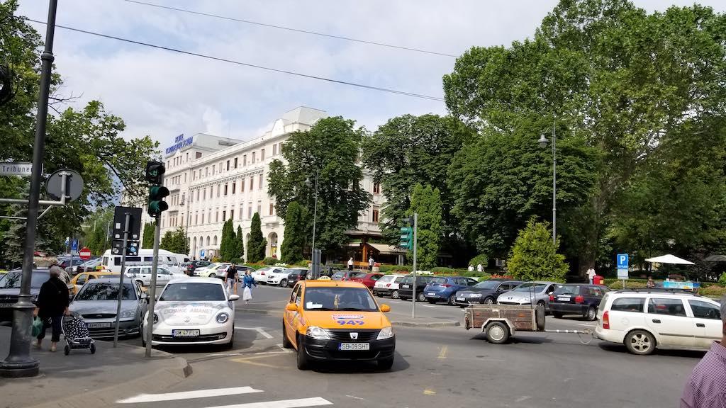 Transfăgărășan Highway Sibiu Romania - Sibiu Continental Forum Hotel