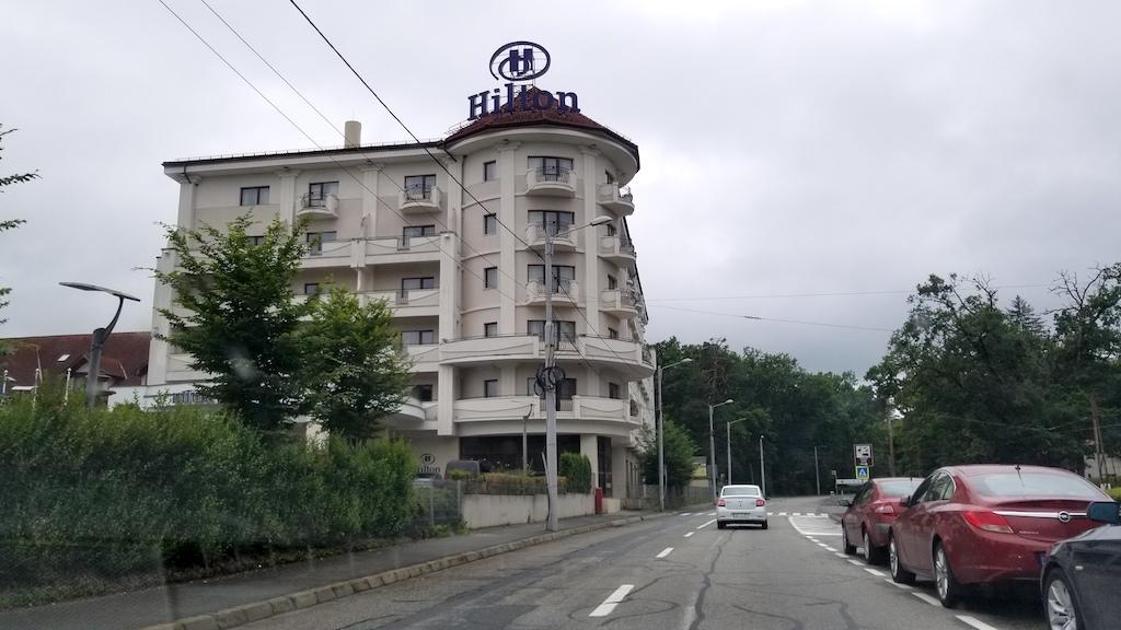 Transfăgărășan Highway, Sibiu, Romania - Hilton Hotel Sibiu