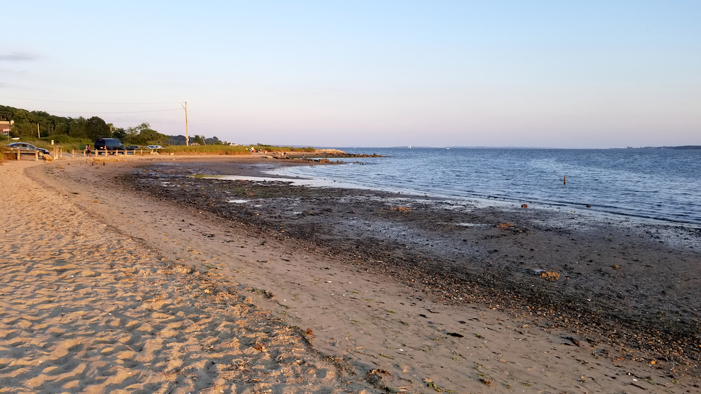 Warwick, Rhode Island USA - Beach