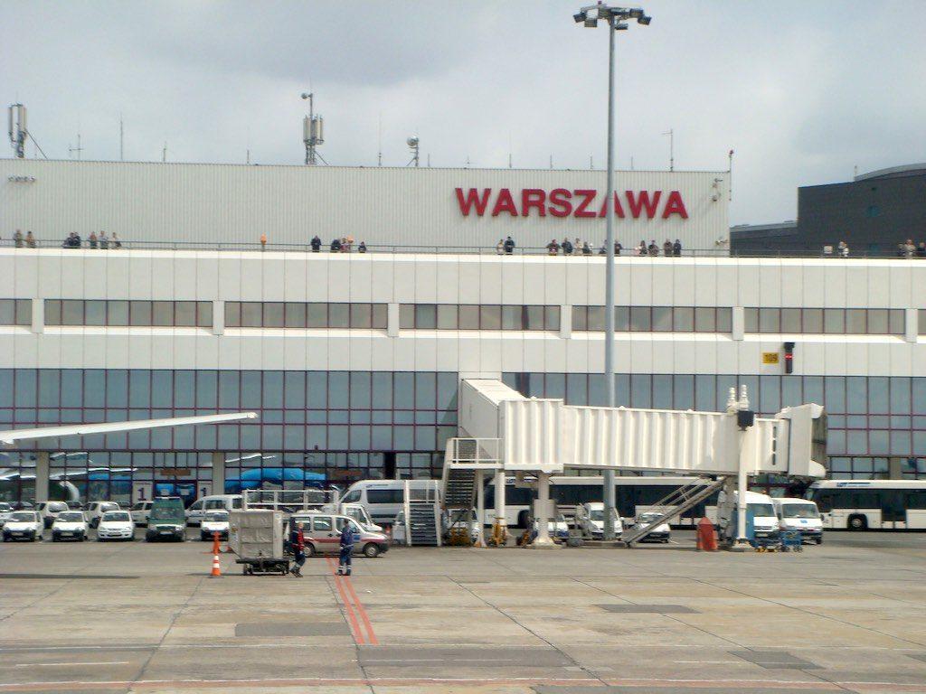 Warsaw, Poland - Warzawa Chopin Airport (WAW)