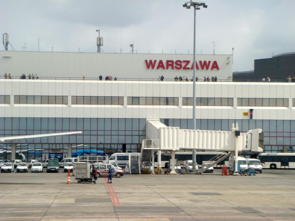 Aeroporto Waw : Warsaw poland warzawa chopin airport waw unfamiliar destinations