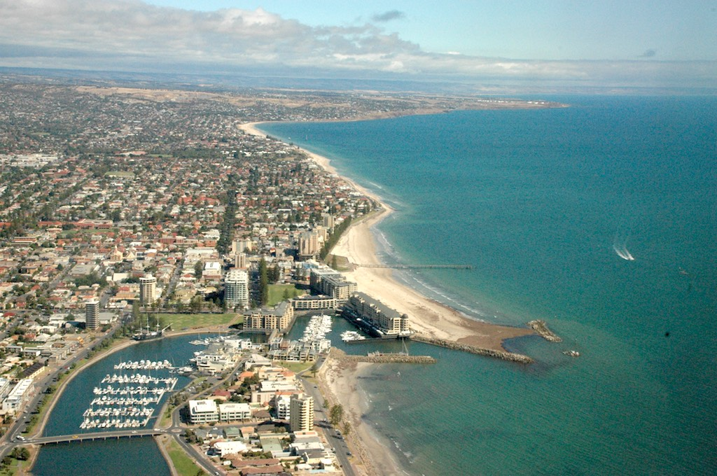 Adelaide, South Australia, Adelaide - Coastline