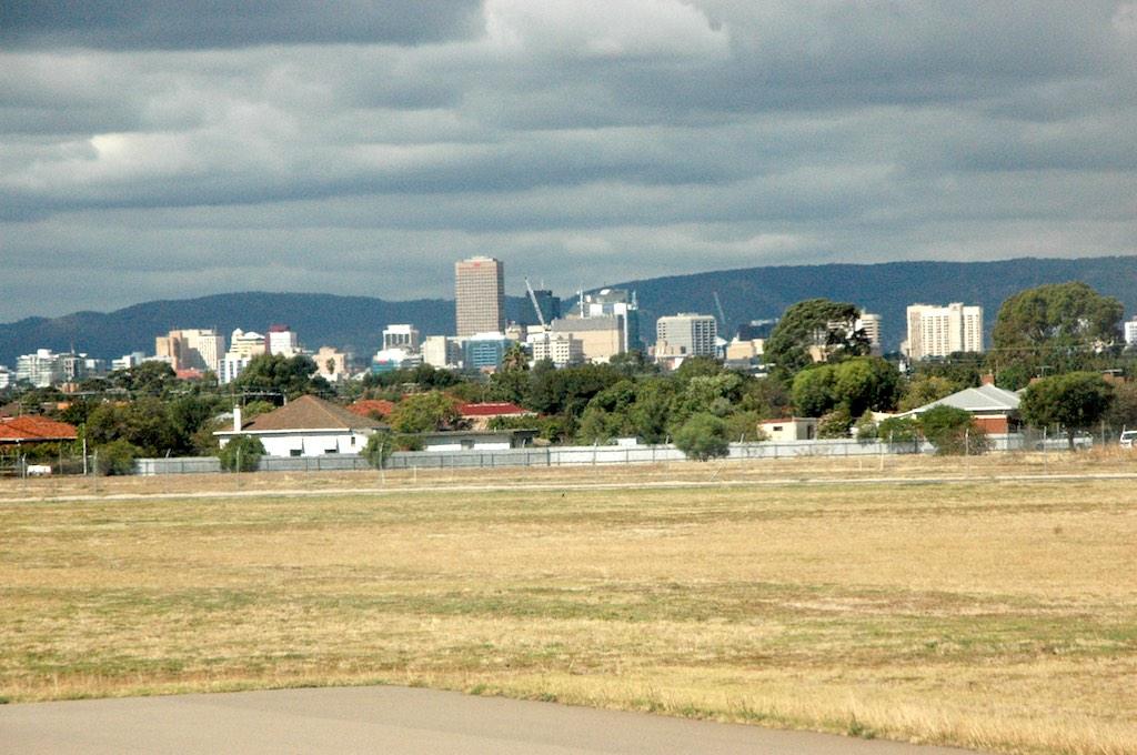 Adelaide, South Australia - Downtown Adelaide