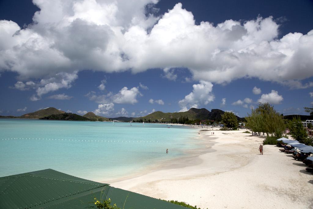 Antigua and Barbuda - Beach