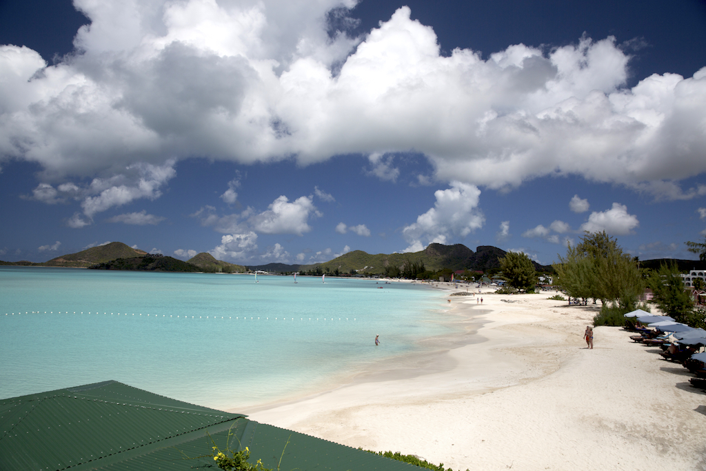 St. John's, Antigua and Barbuda - Beach