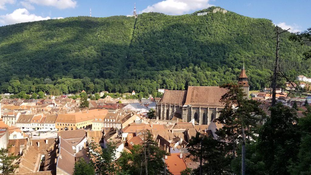 Brasov, Romania - Mountain