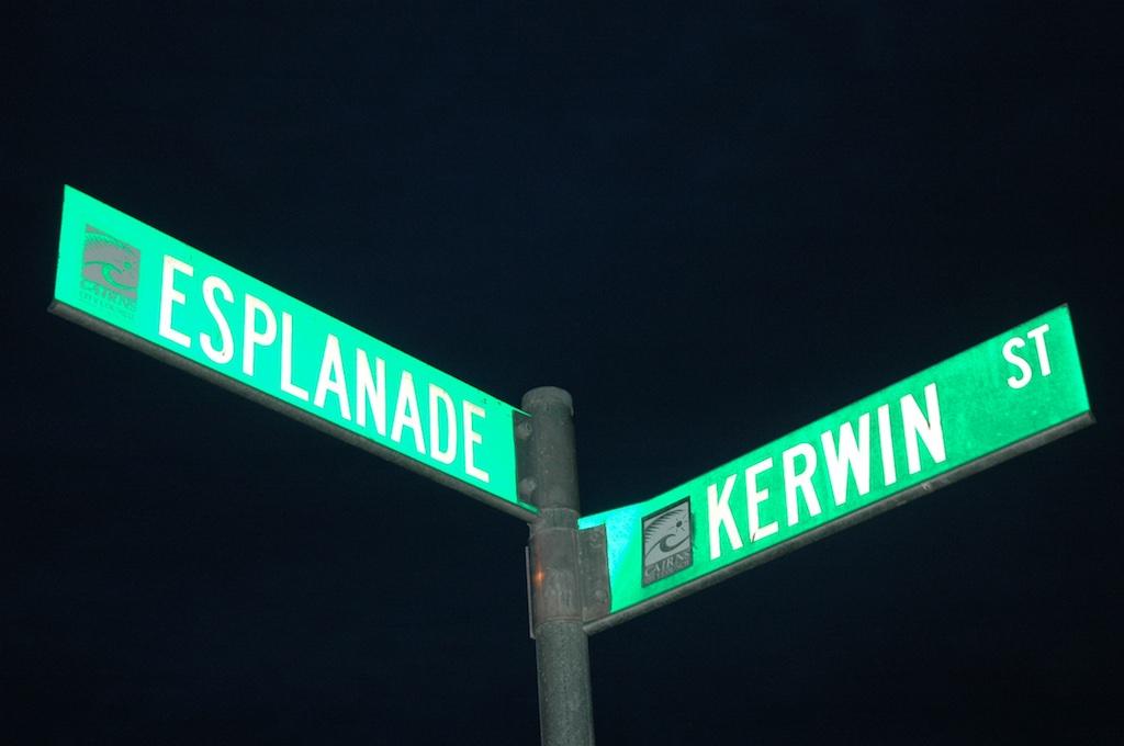 Cairns, Queensland Australia - Kerwin Street