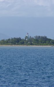 Cairns, Queensland Australia - Great Barrier Reef Lighthouse