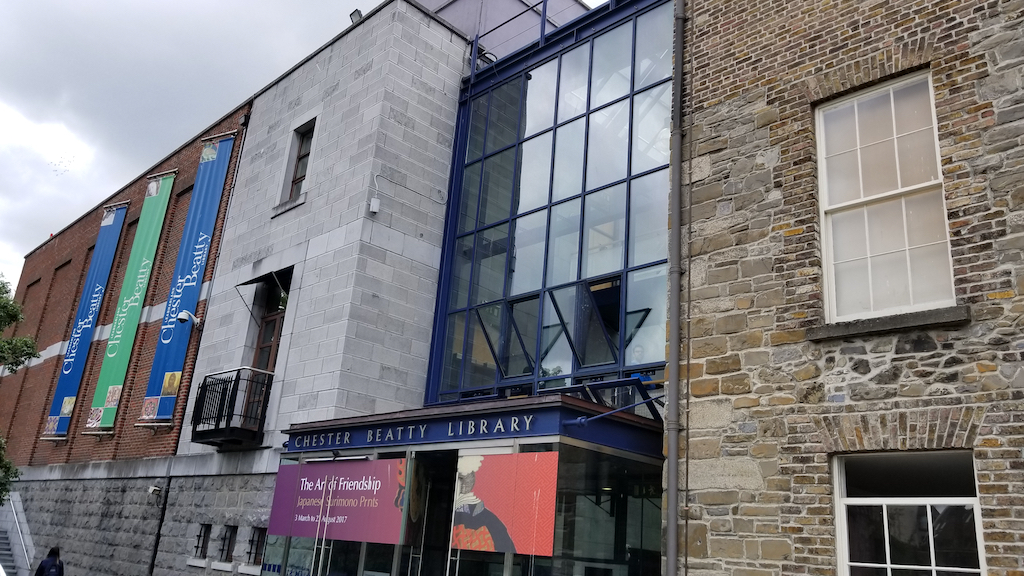 Chester Beatty Library Dublin, Ireland - Chester Beatty Library