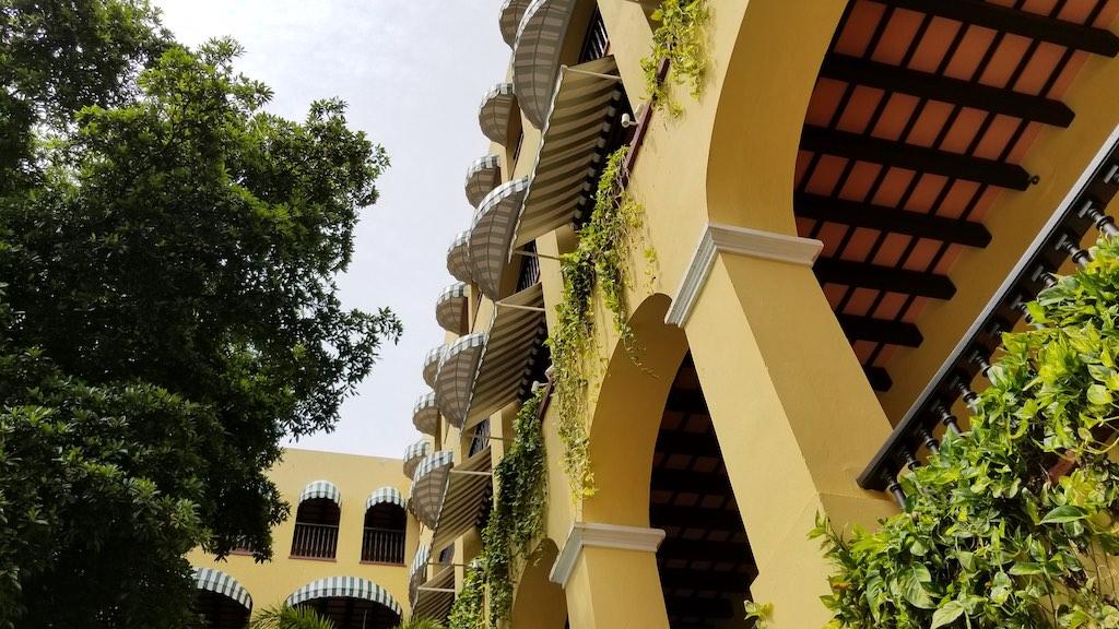 Hotel El Convento, Old San Juan, Puerto Rico