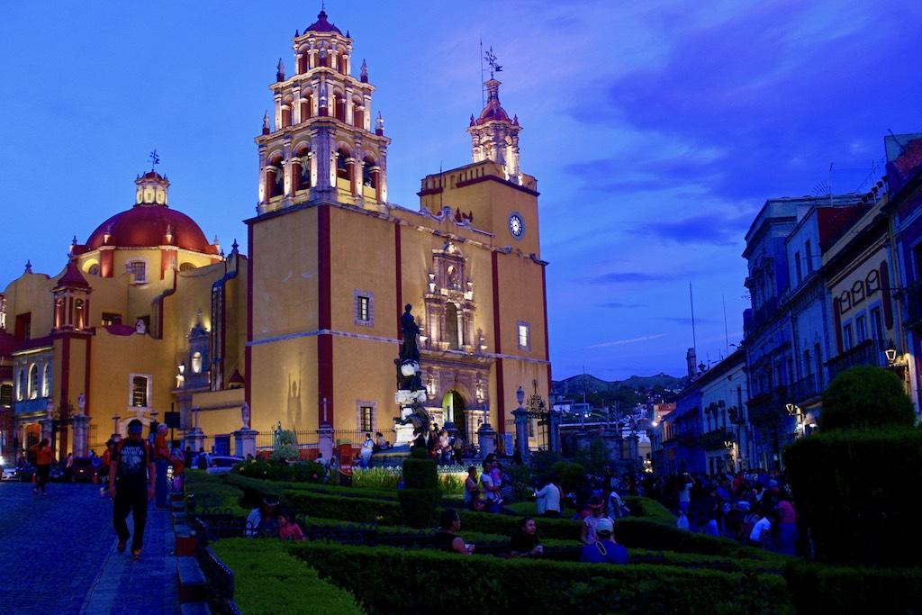 Guanajuato, Mexico - Mariachi Church