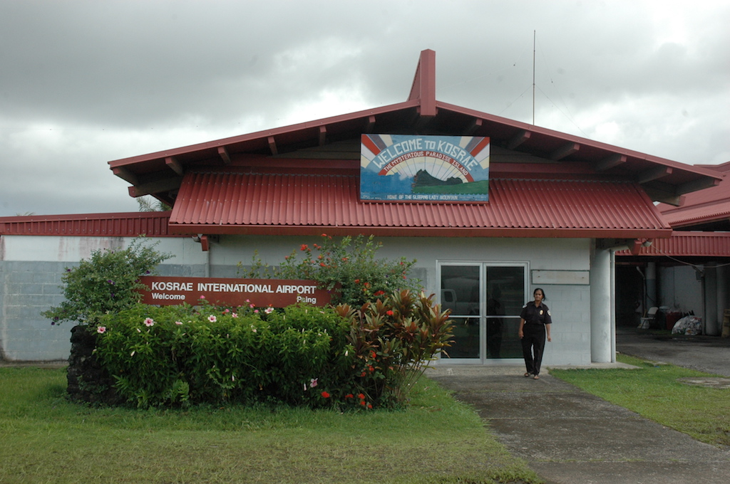 Kosrae, Federates States of Micronesia - Kosrae International Airport (KSA)
