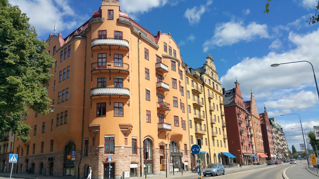 Kungsholmen, Stockholm, Sweden - Apartments