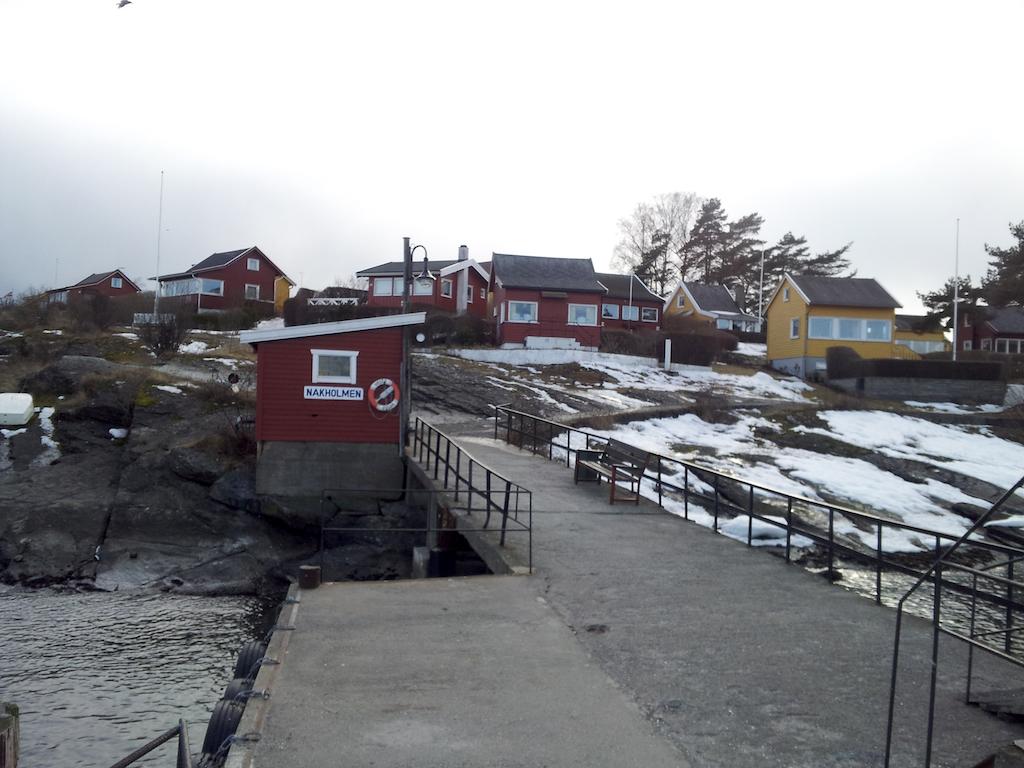 Nakholmen, Oslo Norway - Nakholmen Dock