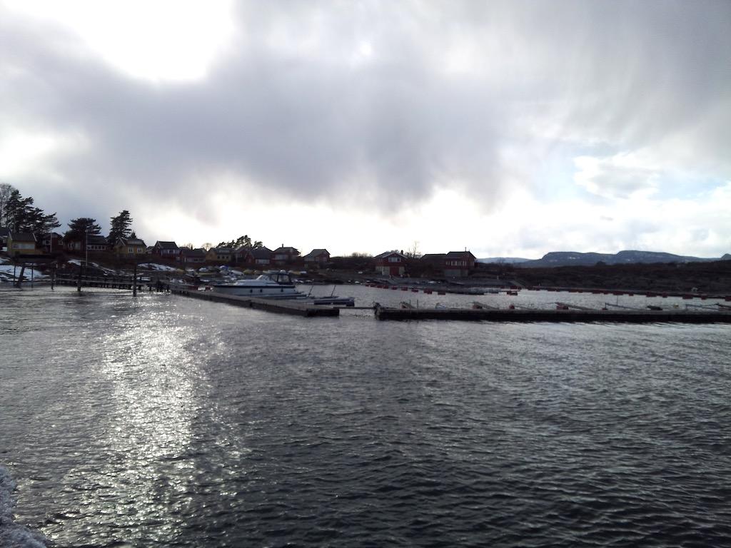 Nakholmen, Oslo, Norway - Nakholmen Dock Boats