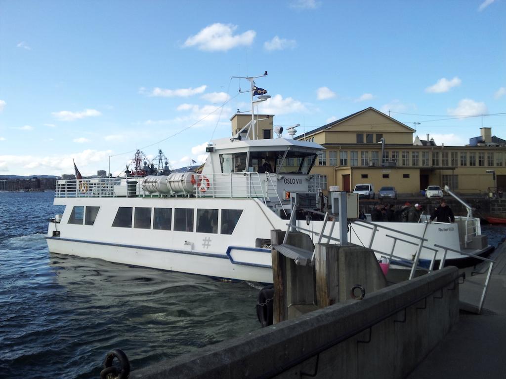 Nakholmen, Oslo, Norway - Nakholmen Ferry