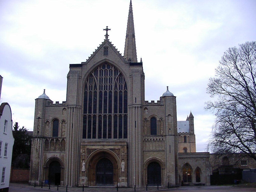 Norwich, United Kingdom - Norwich Cathedral