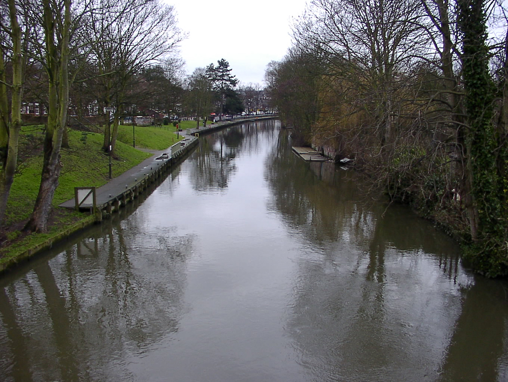 Norwich, United Kingdom - River Yare