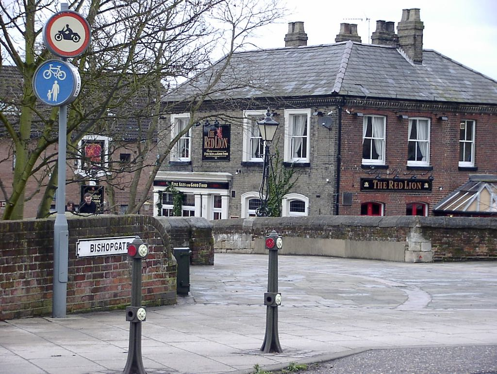 Norwich, United Kingdom - The Red Lion