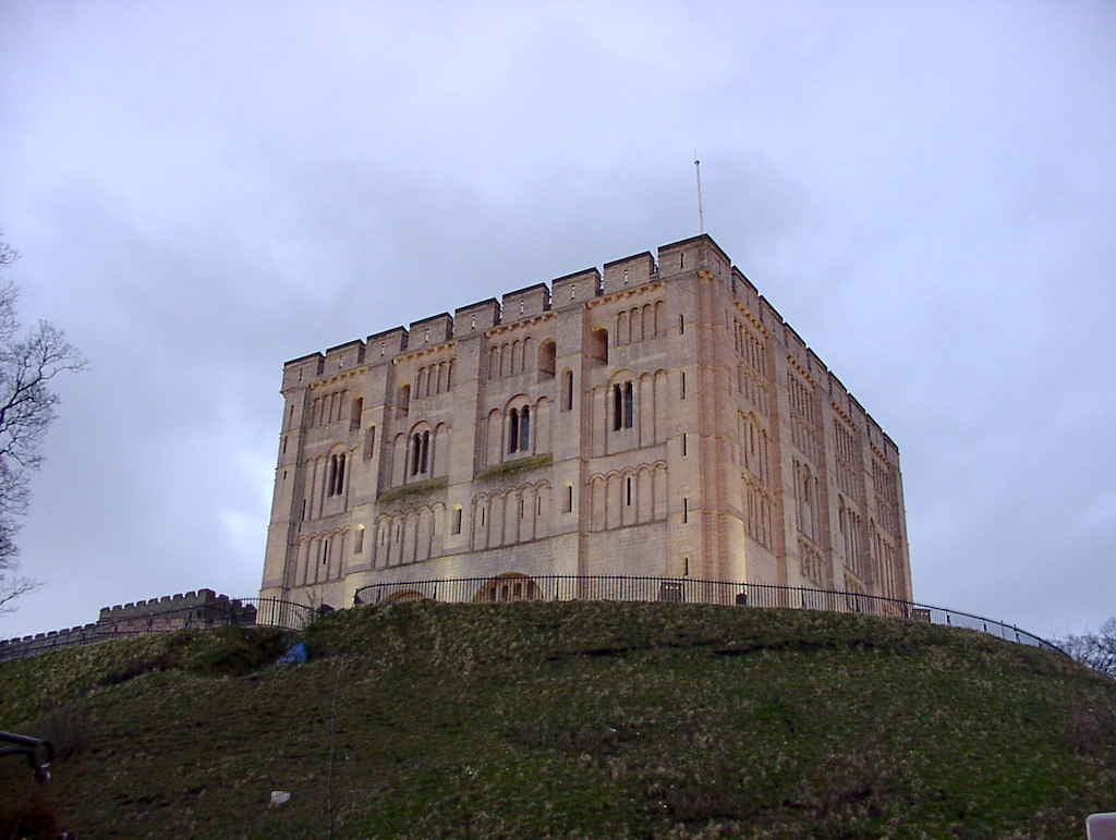 Norwich, United Kingdom - Norwich Castle