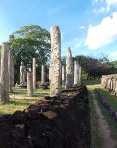 Polonnaruwa, Sri Lanka - Atadageya former Temple of Tooth