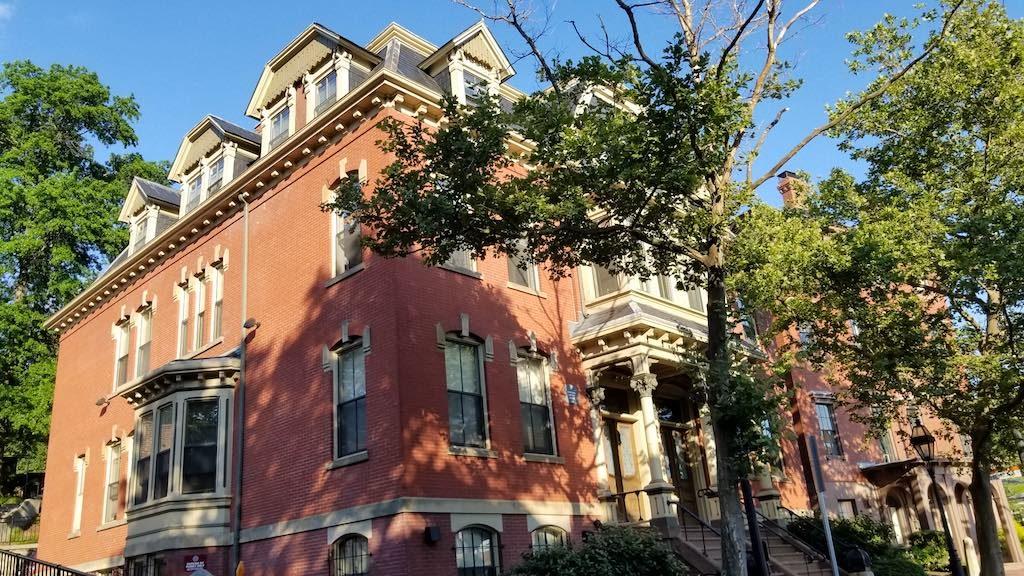 Providence, Rhode Island USA - Home