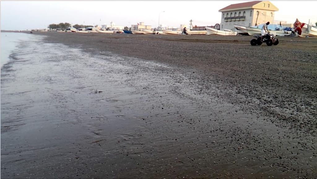 Seeb, Oman - Seeb Beach