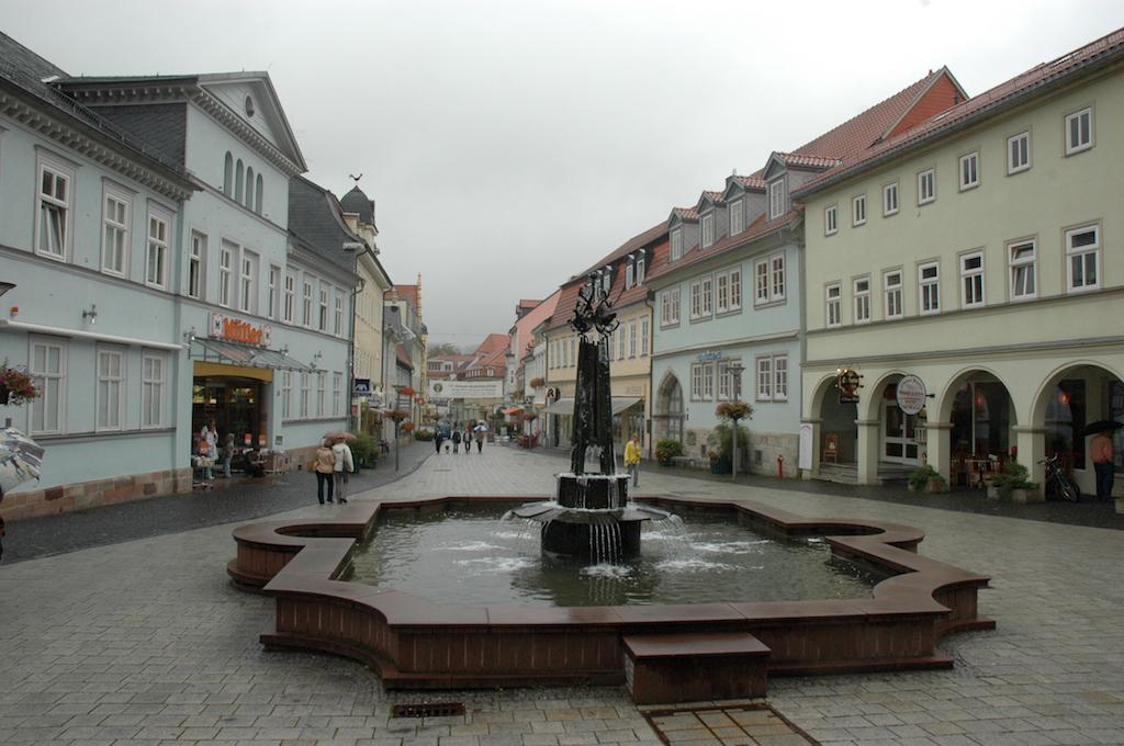 Suhl, Germany - Steinweg Street