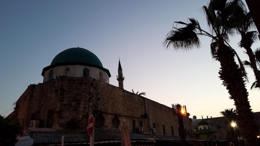 Akko, Israel - Akko Mosque