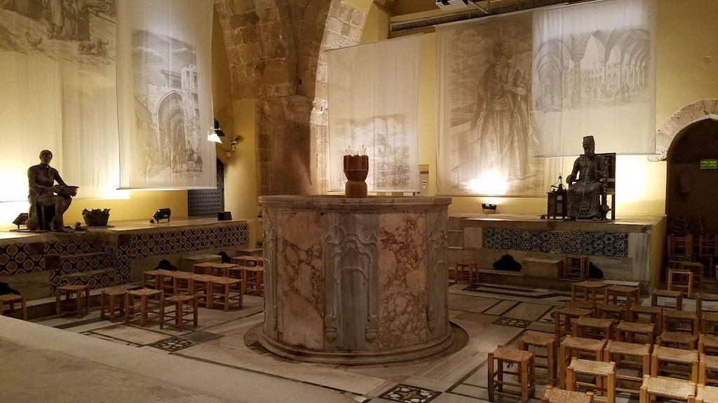 Akko, Israel - Museum