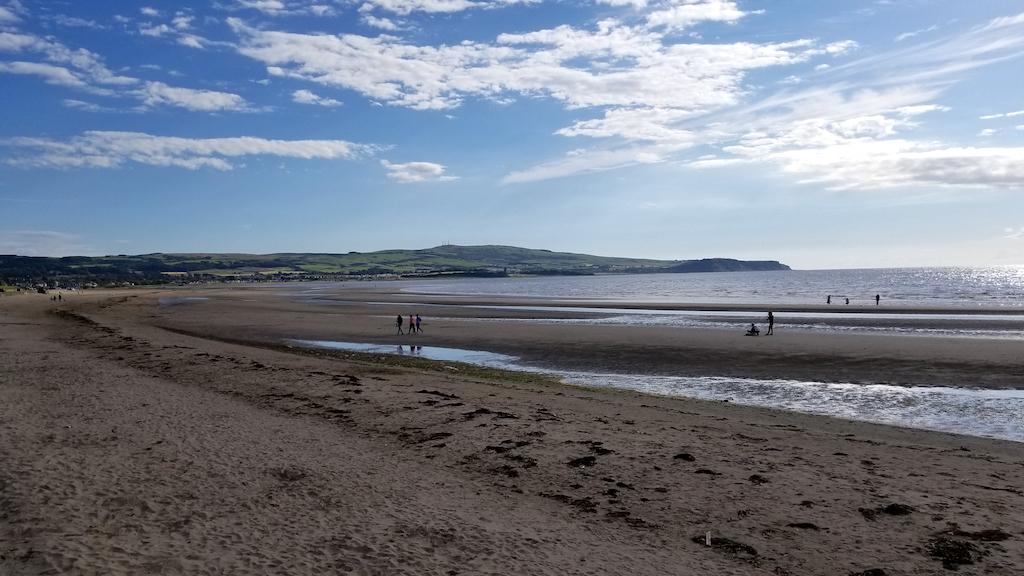 Ayr, Scotland, United Kingdom - Beach