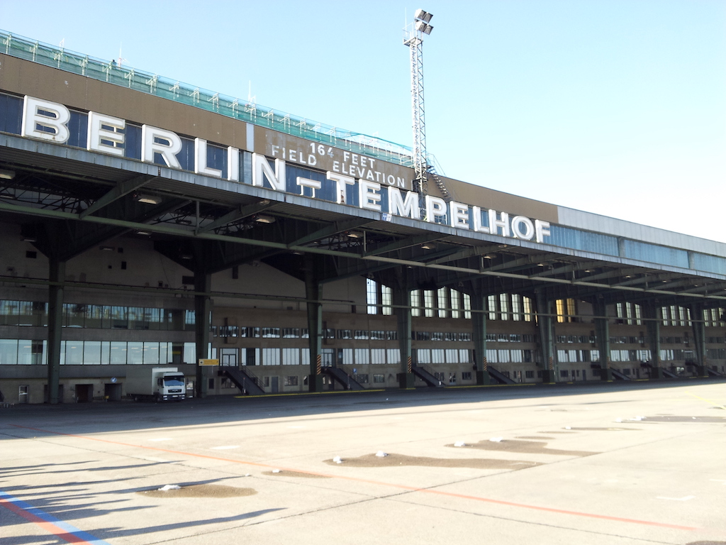 244 berlin tempelhof airport berlin germany unfamiliar destinations. Black Bedroom Furniture Sets. Home Design Ideas