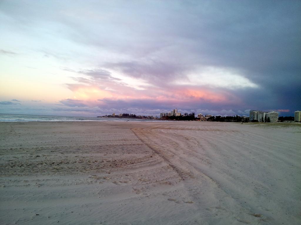 Coolangata, NSW, Australia - Beach