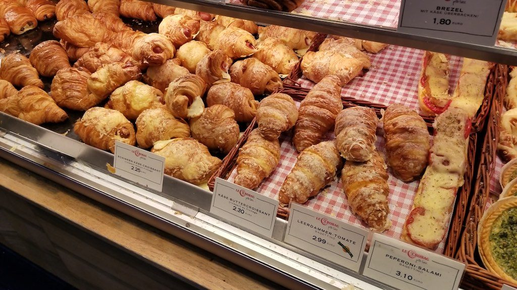 Frankfurt, Germany - Croissants