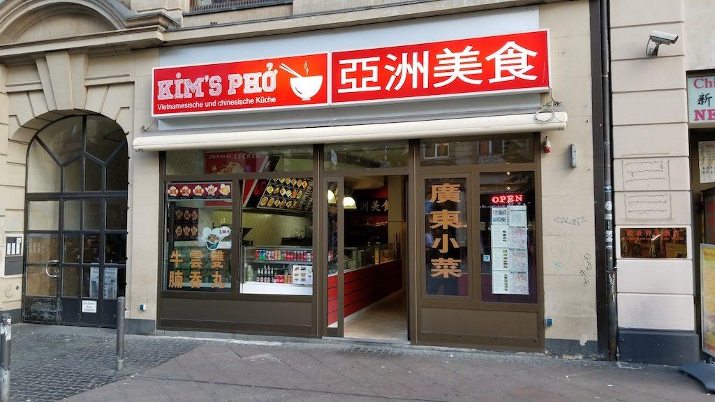 Frankfurt, Germany - Kim's Pho Vietnamese Restaurant