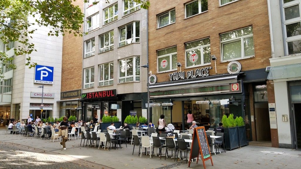 Frankfurt, Germany - Thai Place