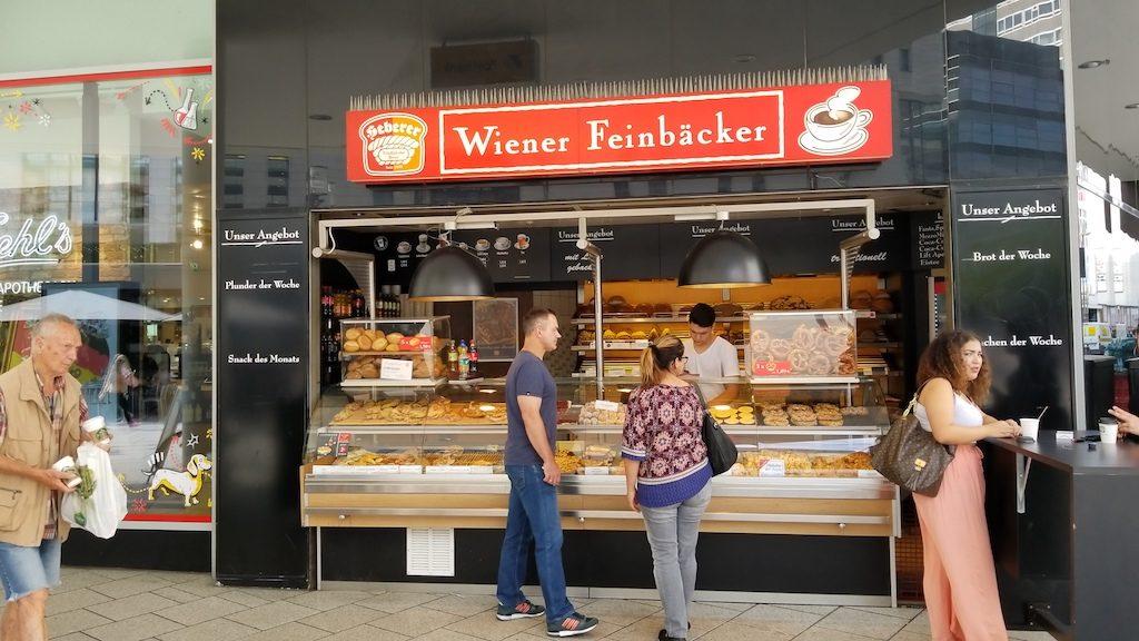 Frankfurt, Germany - Wiener Feinbacker