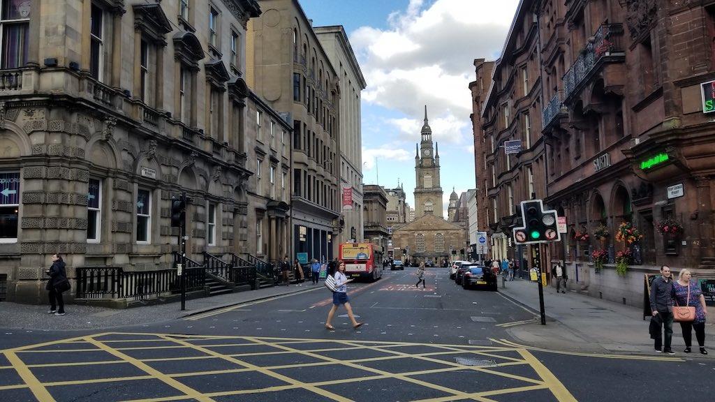 Glasgow, Scotland - St. George's-Tron Parish Church