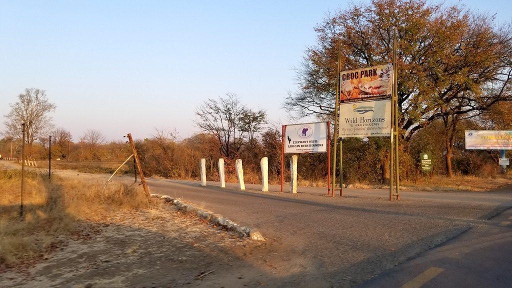 Livingstone, Zambia - Croc Park