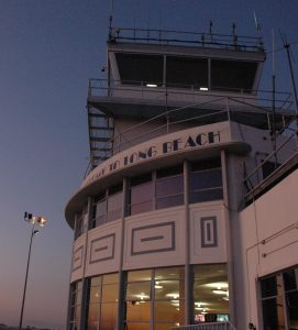 Long Beach Airport, Long Beach, California USA (LGB) - Control Tower